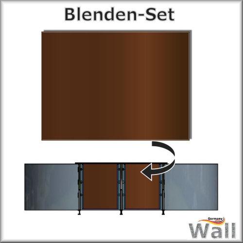 Germany-Pools Wall Blende B Tiefe 1,25 m Edition Sierra