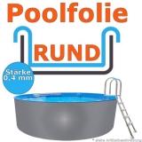 3,60 x 0,90 m x 0,4 mm Poolfolie Schwimmbadfolie 360 x 90 Pool Innenfolie