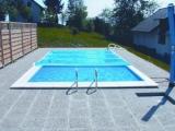 6,25 x 3,60 m Rollabdeckung Rollschutzabdeckung Ovalbecken