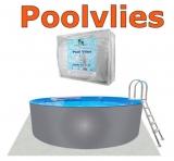 7,00 x 4, 00 Pool Vlies für Pools bis 8,50 x 4,90 m