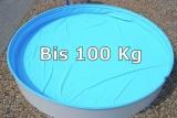 8,00 x 4,00 m Sicherheitsabdeckung Safe Top Ovalpool