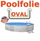 Poolfolie in sand 600 x 320 x 135 m x 0,8 Einhängebiese